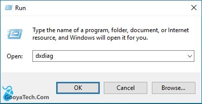 مشاهده اطلاعات سخت افزاری لپ تاپ