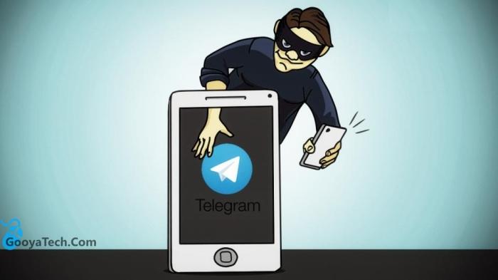 گذاشتن رمز روی تلگرام برای جلوگیری از هک