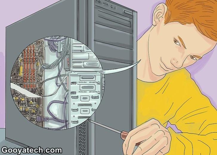 یاد گرفتن سخت افزار های کامپیوتر برای هک سیستم