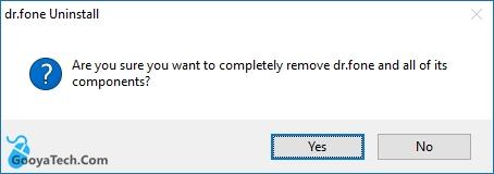 حذف برنامه های ویندوز که در حالت عادی حذف نمی شوند