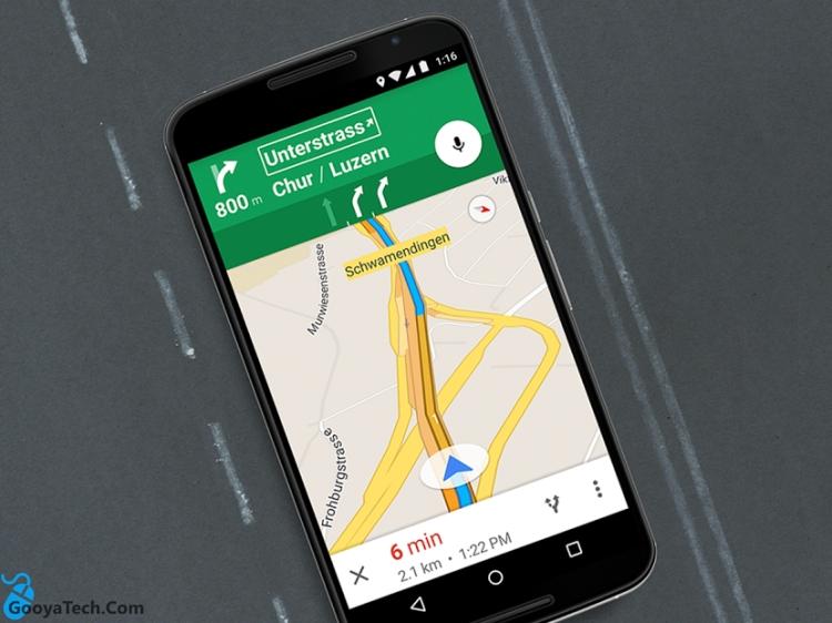 نقشه های آفلاین گوگل مپ به چه صورت کار میکنند؟