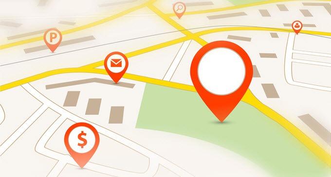 سرویس نقشه های گوگل (گوگل مپس) ایران را تحریم کرد
