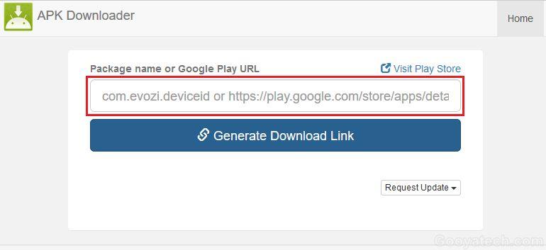 دانلود از گوگل پلی به صورت APK