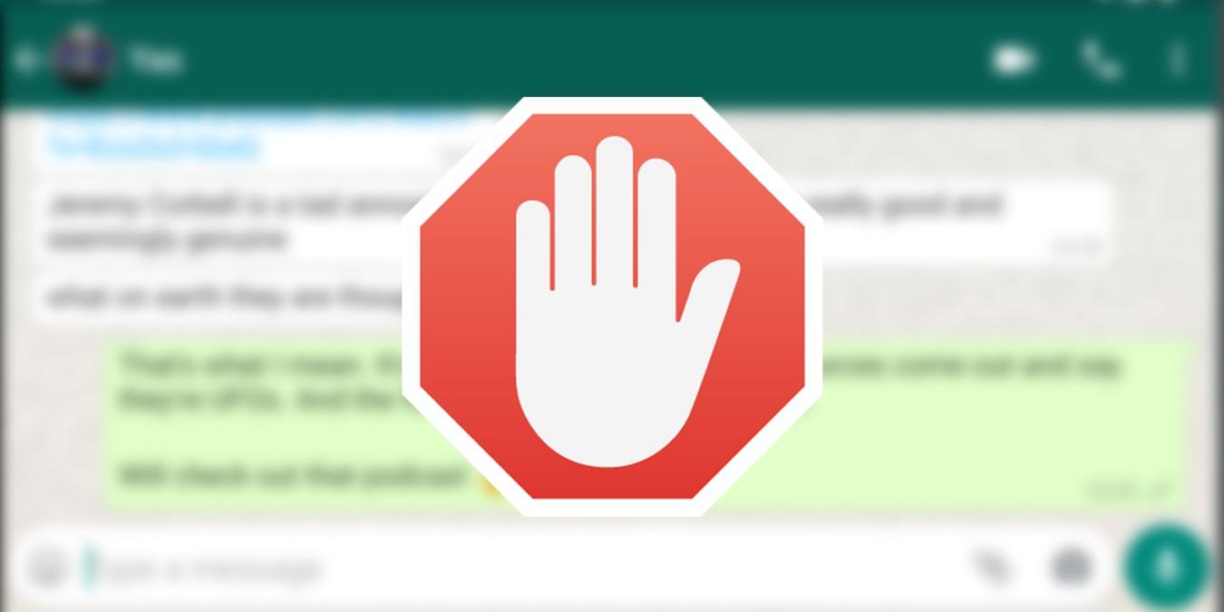 آموزش بلاک کردن در واتساپ اندروید، آیفون و ویندوز